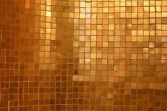 guld- fyrkanter Arkivfoton