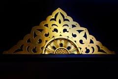 Guld- garnering Royaltyfri Fotografi