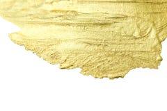 Guld- gnistrandetextur Abstrakt guld- blänker bakgrund Guld M Royaltyfria Bilder