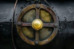 guld- hjul arkivbilder