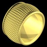 guld- juvel Arkivfoton