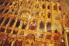 guld- kapell Royaltyfria Bilder