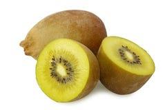 guld- kiwi Arkivfoto
