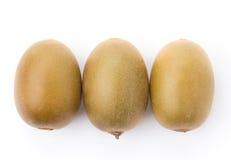 guld- kiwi för frukt Royaltyfria Bilder