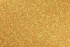 guld- klumpar Royaltyfri Foto