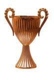 guld- kopp Arkivbild
