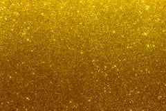 Guld koppar, horisontalbakgrund Arkivbilder