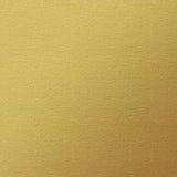 Guld- lädertexturbakgrund Royaltyfria Foton