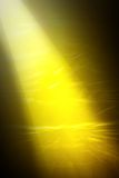 guld- lampa Royaltyfria Foton