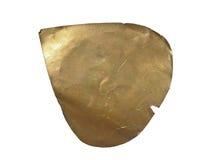 Guld- leaf Royaltyfri Foto
