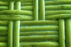 Guld- limefrukt målad trävide- textur av basketwork för bakgrundsbruk royaltyfria foton