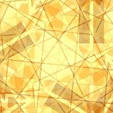 guld lines bandtextur Arkivfoto