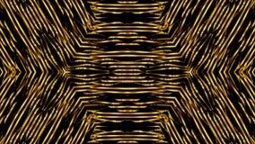 guld- linjer för bakgrund royaltyfri illustrationer