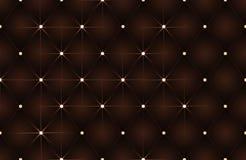 Guld- lyxig bakgrund för Vip, vektordesignillustration royaltyfri illustrationer