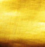guld- lyxig textur Royaltyfria Bilder