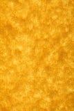 Guld målad kanfasbakgrund Royaltyfri Fotografi