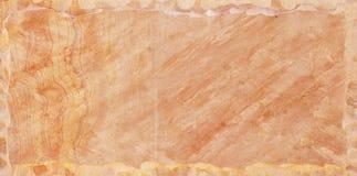 Guld- marmor Arkivfoton
