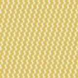 Guld- metallbakgrund med vita droppar Arkivbild