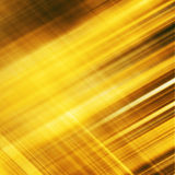 Guld- metallbakgrundstextur med diagonala remsor Arkivbild