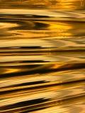 Guld- metallfolie Royaltyfri Bild