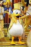 guld- micky show Royaltyfria Foton