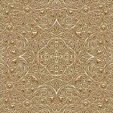 Guld- modell Royaltyfria Bilder