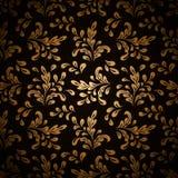 Guld- modell för tappning Royaltyfri Fotografi