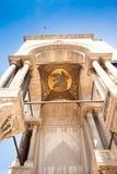 Guld- mosaik, domkyrkan av San Marco, Venedig Royaltyfri Bild