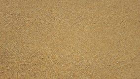Guld- naturlig sandbakgrund arkivfoton