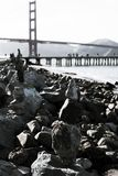 guld- panorama för port fotografering för bildbyråer