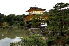 guld- paviljong Arkivfoto