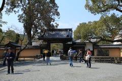 Guld- paviljong, Japan arkivfoto