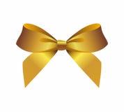 Guld- pilbåge Royaltyfria Bilder