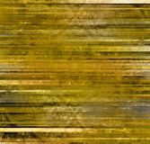 Guld- plätera Royaltyfria Bilder
