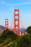 Guld- port från San Francisco Fotografering för Bildbyråer