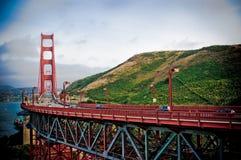 Guld- portbro, San Francisco Royaltyfria Foton