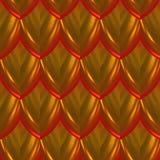 guld- scales royaltyfri illustrationer