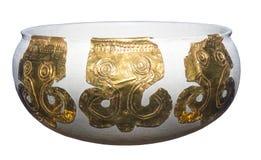 Guld- Scythian, 3 århundraden Royaltyfri Bild