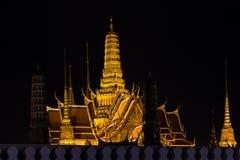 Guld- slott Royaltyfri Bild
