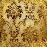 Guld- snöra åt Royaltyfria Bilder