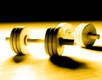 guld- soft för bakgrundshantlar Fotografering för Bildbyråer