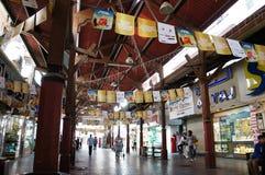 Guld- souk, marknad, i Dubai, UAE som shoppar Arkivfoto