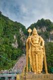 guld- standing för budha royaltyfri bild