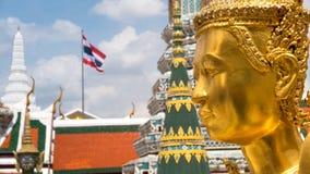 guld- staty för ängel Royaltyfri Foto