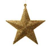 guld- stjärna arkivbild