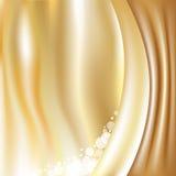 guld- stjärnor för bakgrund vektor illustrationer