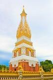 Guld- storslagen pagod Arkivfoton