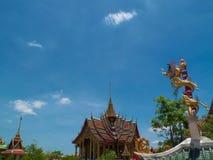 guld- tempel Arkivbilder