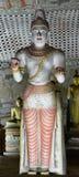Guld- tempel av Dambulla, Sri Lanka Arkivfoto