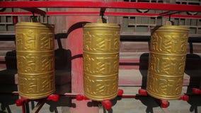 Guld- tempel f?r b?nhjul in, Kina lager videofilmer